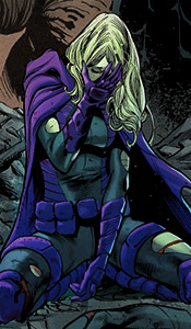 Stephanie Brown/Batwoman