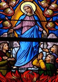 Catholique-Forum (Forumactif.com) - Forum Catholique ouvert à tous Marie-d-livre-du-...apulaire-56c6684