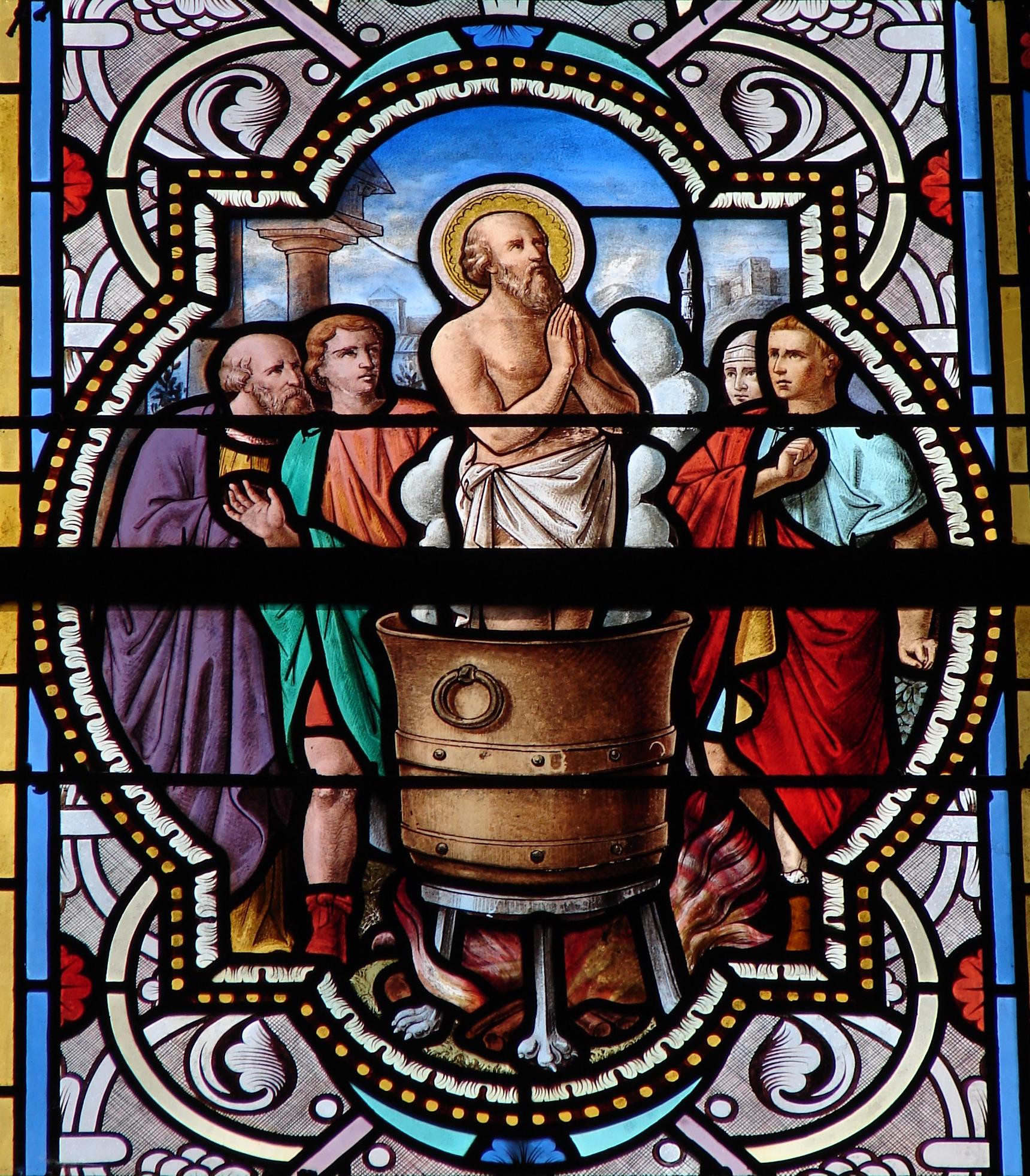 CALENDRIER CATHOLIQUE 2020 (Cantiques, Prières & Images) - Page 13 St-jean-devant-la...illante--5757f81