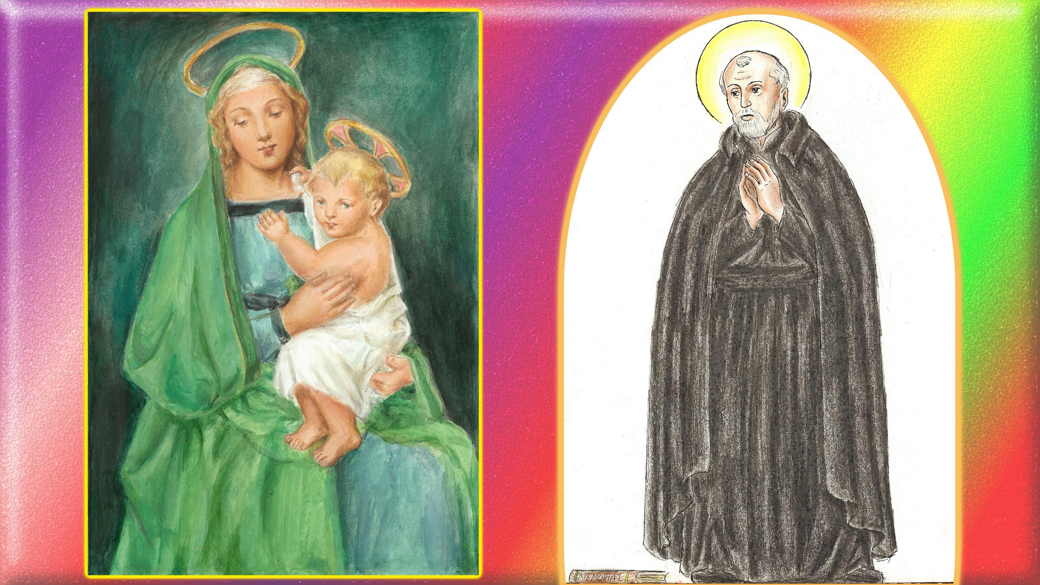 CALENDRIER CATHOLIQUE 2019 (Cantiques, Prières & Images) - Page 13 St-alphonse-rodri...nt-j-sus-56b7da1